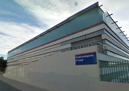 Polideportivo El Toscar