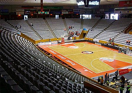 Pavelló Girona-Fontajau