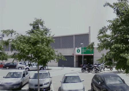 Polideportivo Municipal de Sanfeliu